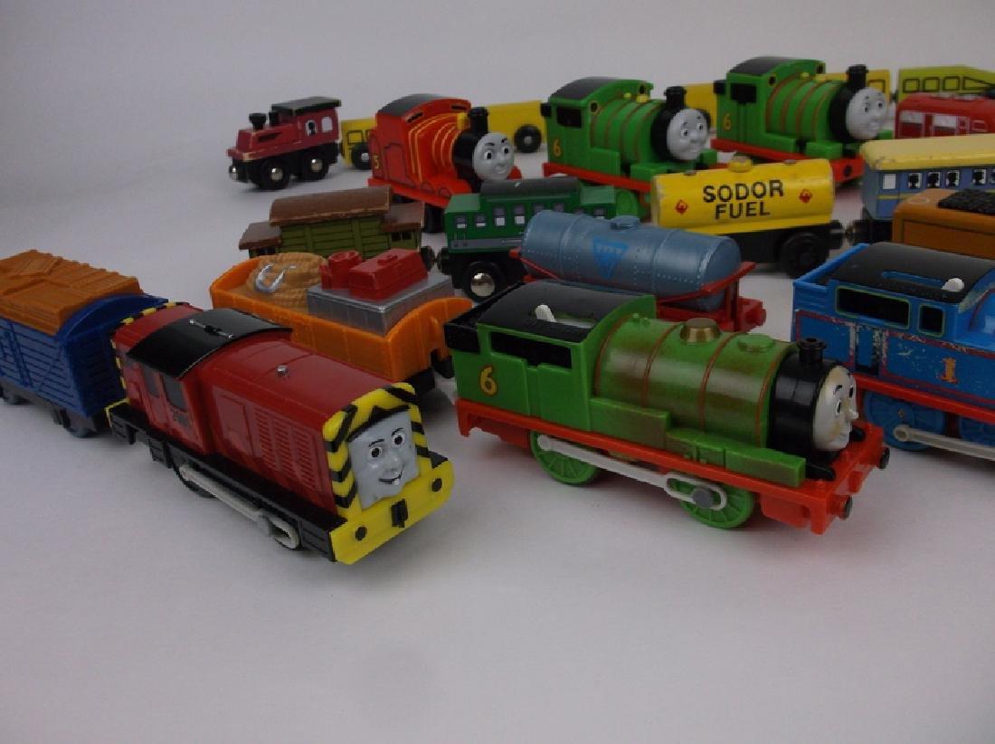 Huge Thomas the Train Tank Engine Toy Lot - 2