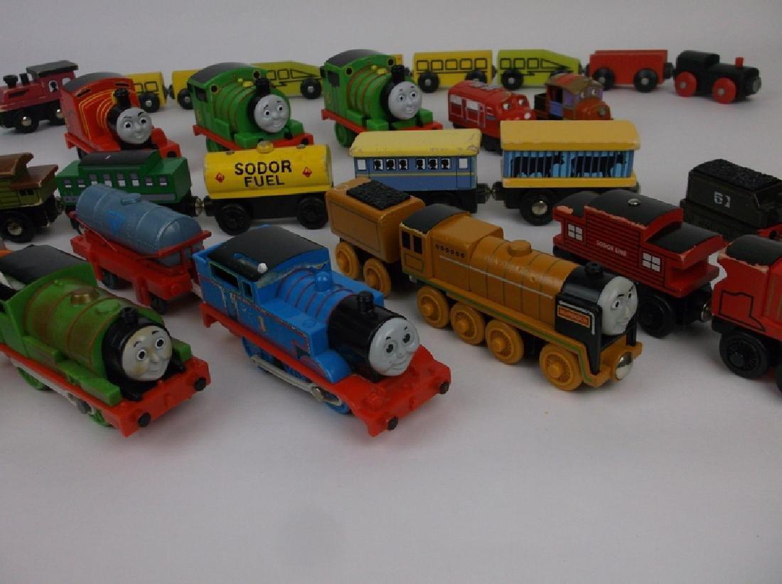 Huge Thomas the Train Tank Engine Toy Lot - 3