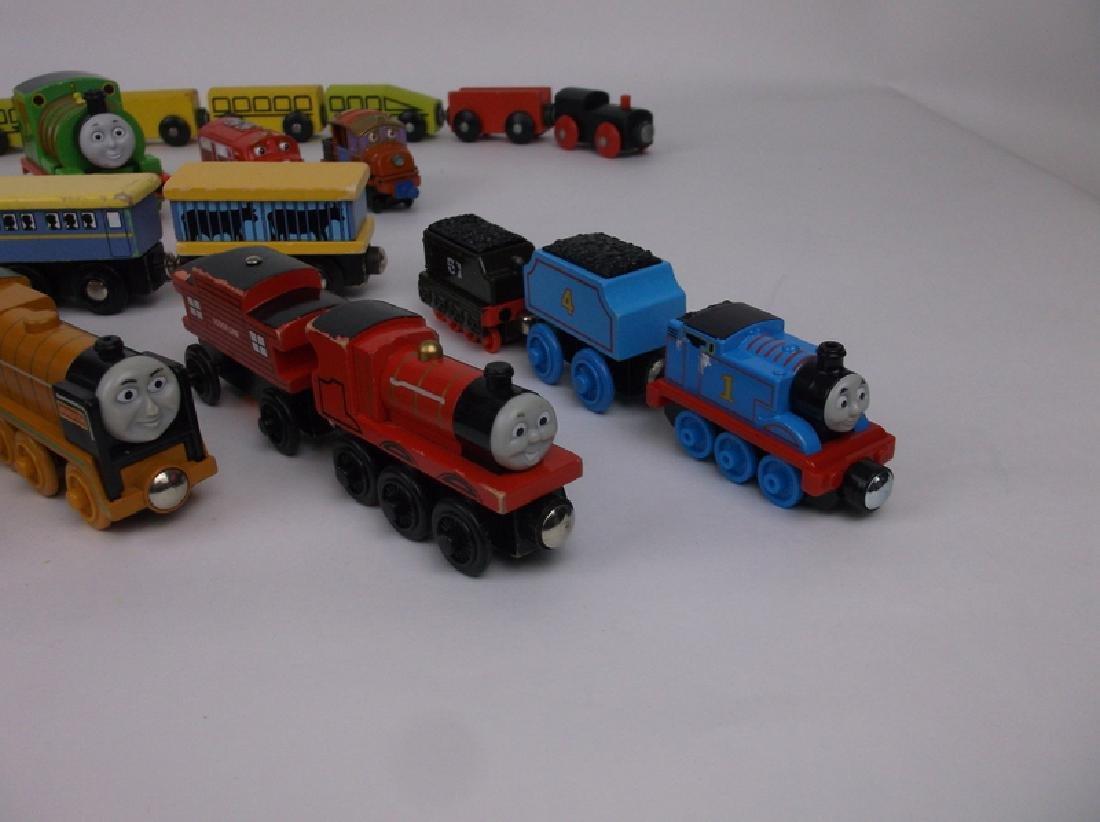 Huge Thomas the Train Tank Engine Toy Lot - 4