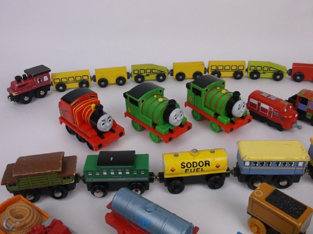 Huge Thomas the Train Tank Engine Toy Lot - 5
