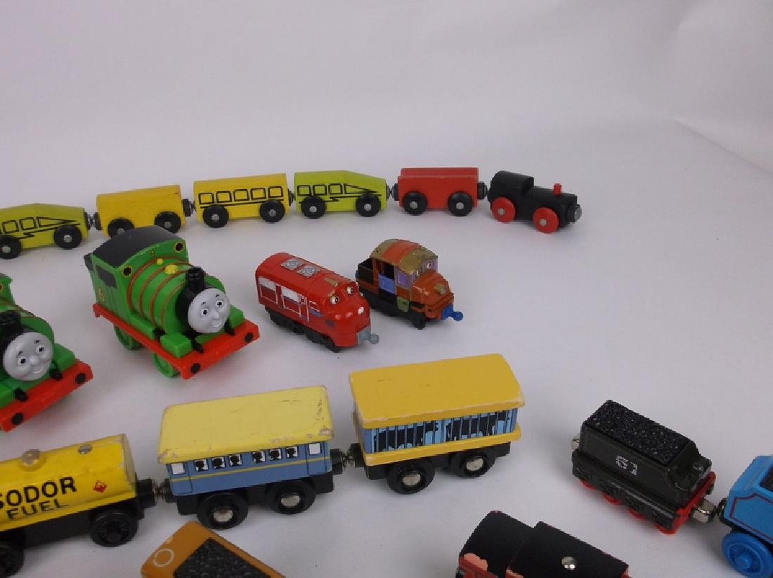 Huge Thomas the Train Tank Engine Toy Lot - 6