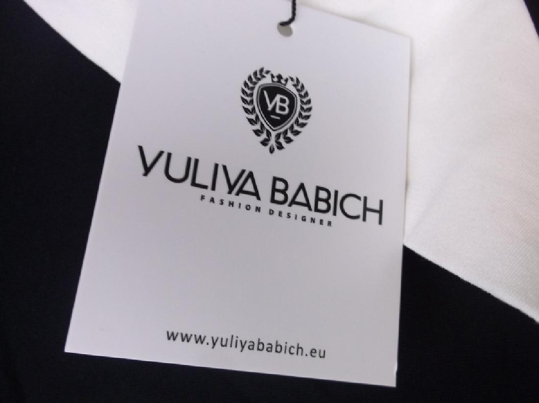 NWT Yuliya Babich Euro Designer Dress M - 2