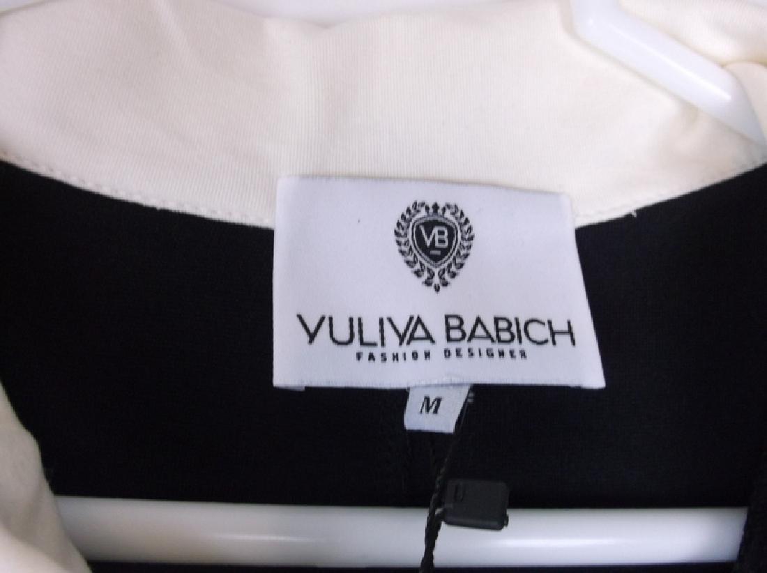 NWT Yuliya Babich Euro Designer Dress M - 3
