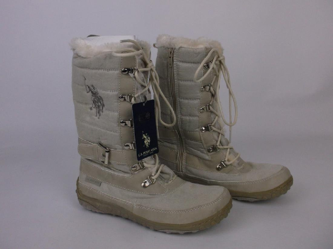 New NWT Womens Polo Ralph Lauren Boots 7