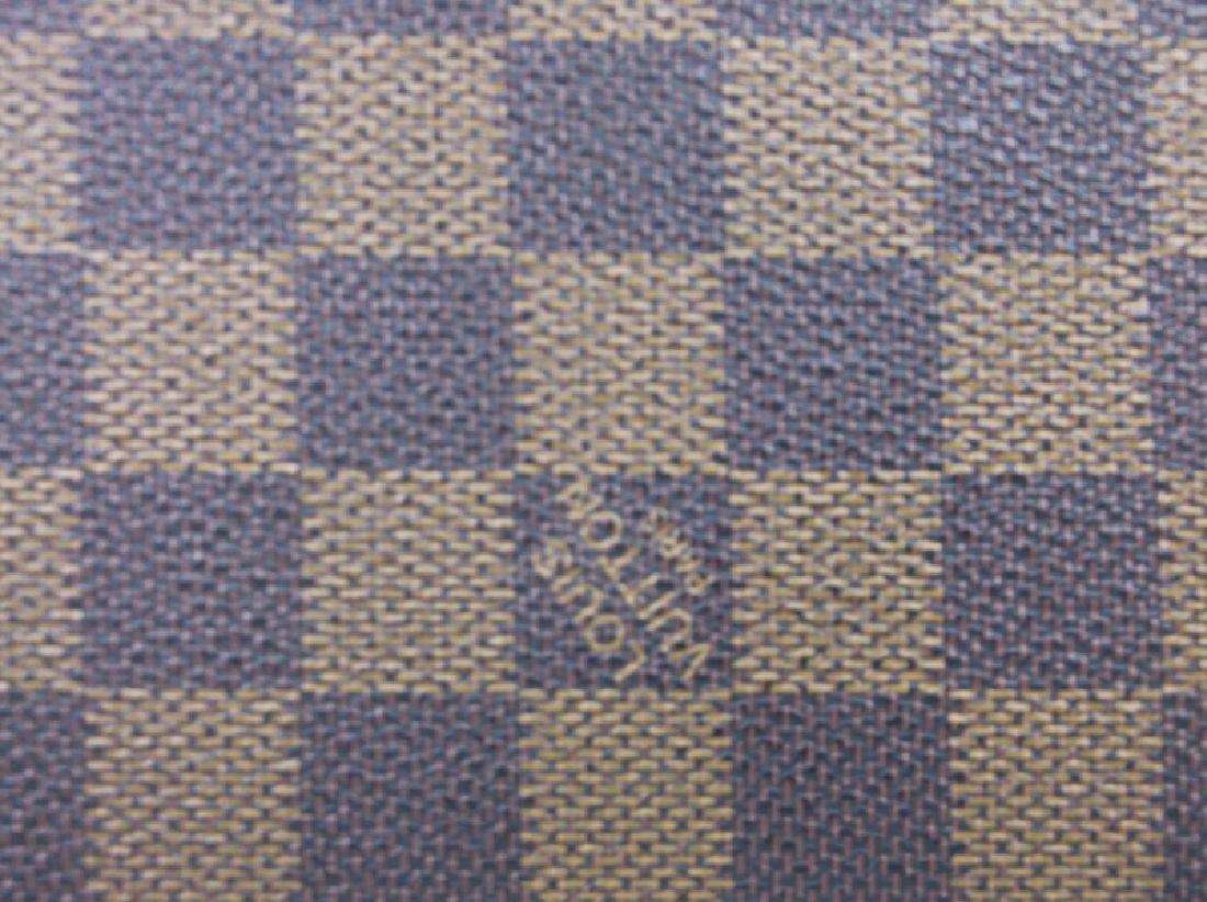 Louis Vuitton Wallet Clutch Brown Checkered - 2