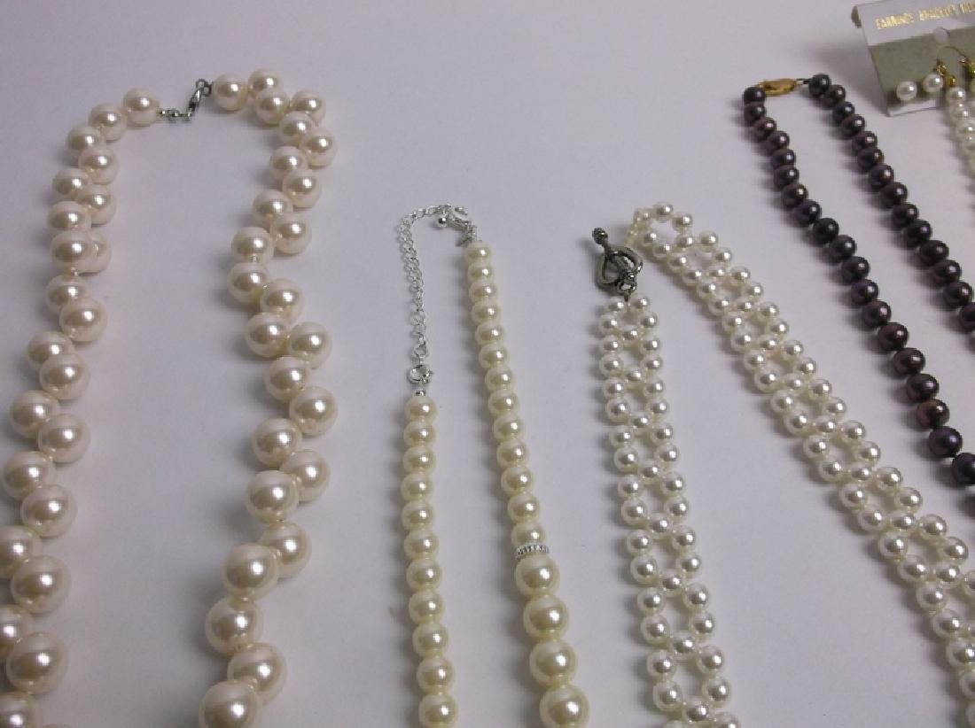 Estate Necklace Collection Lot - 2