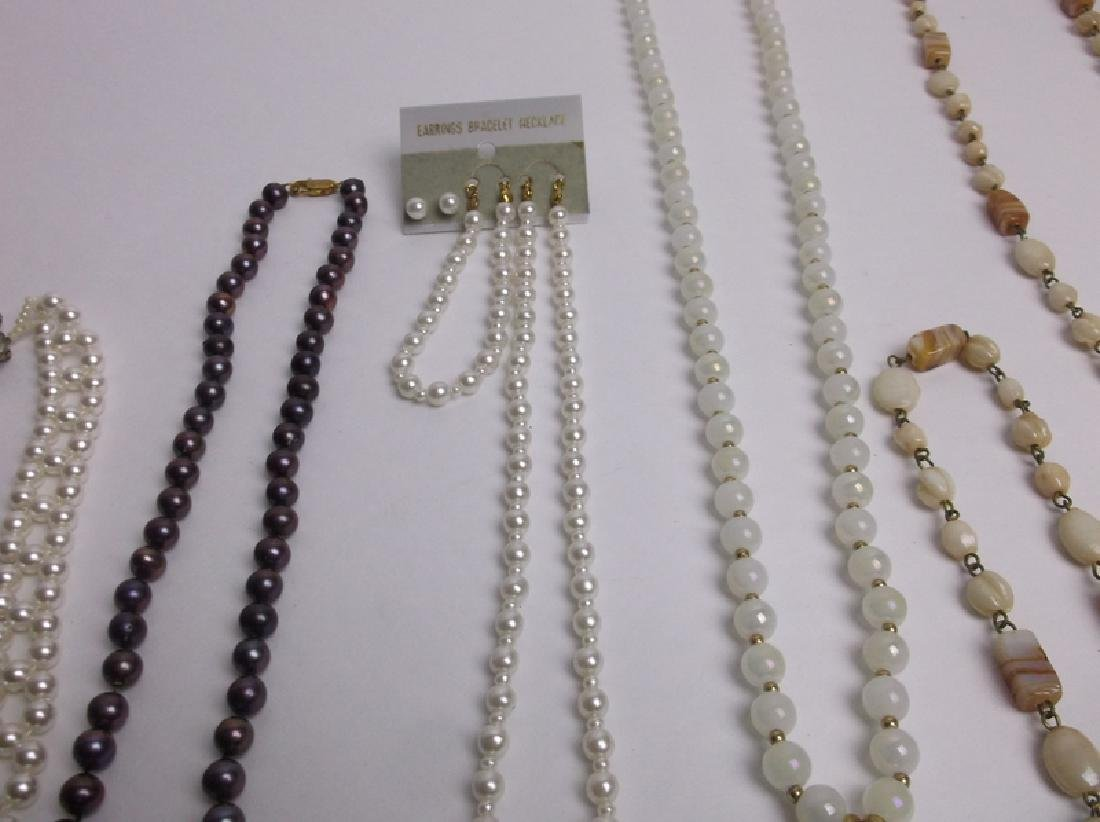 Estate Necklace Collection Lot - 3