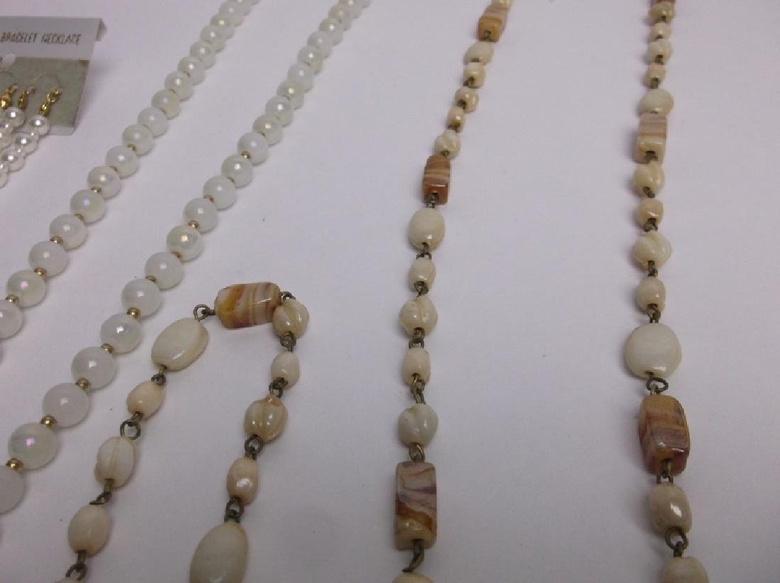 Estate Necklace Collection Lot - 4