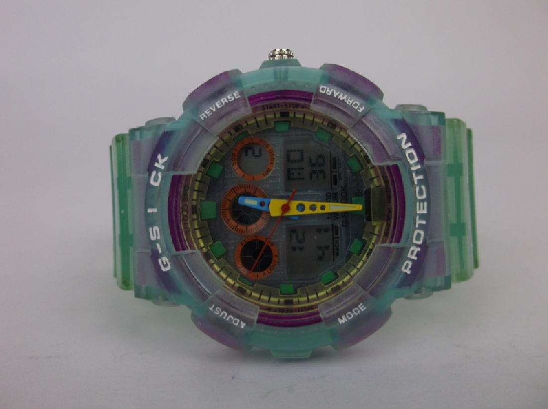 Gorgeous G-Shock Protection Wristwatch