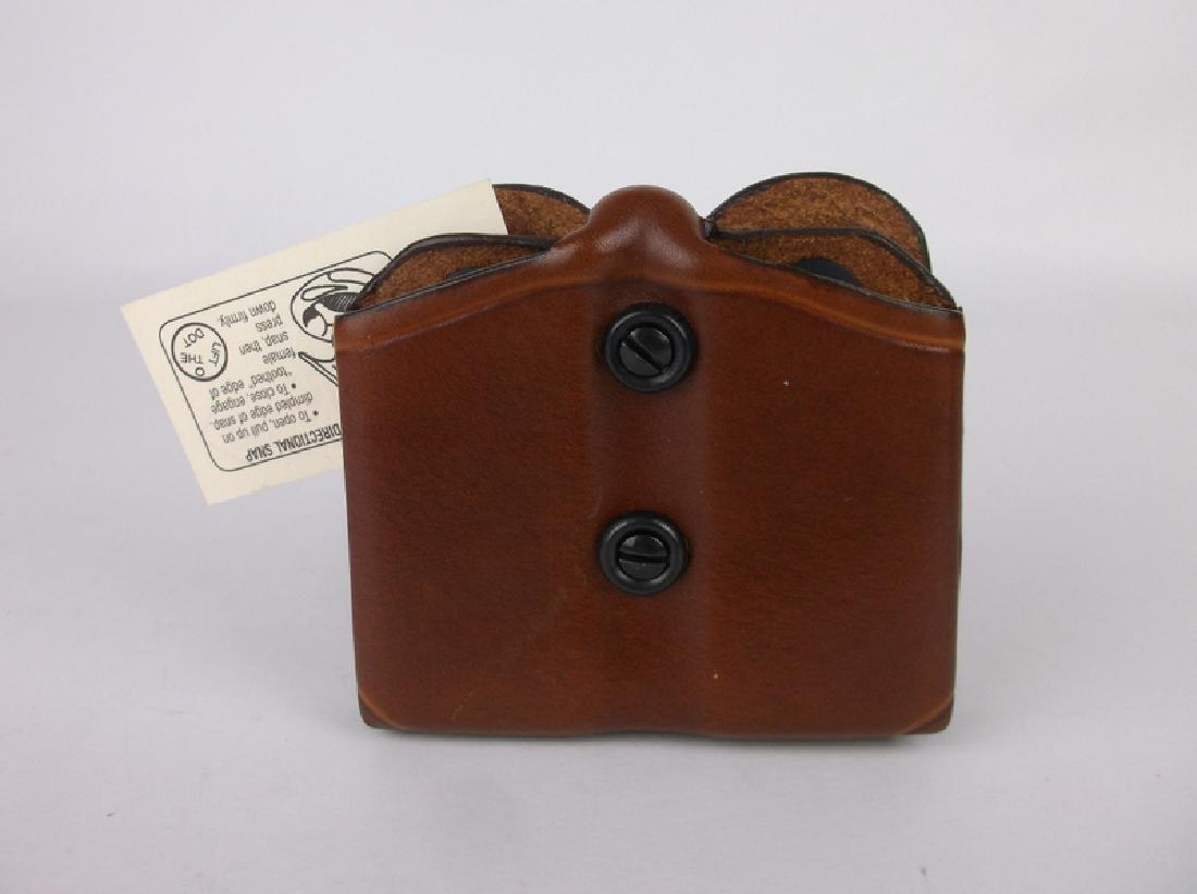 New Aker Leather Gun Clip Holster
