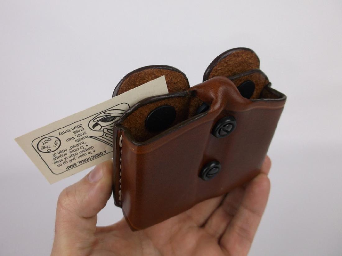 New Aker Leather Gun Clip Holster - 3