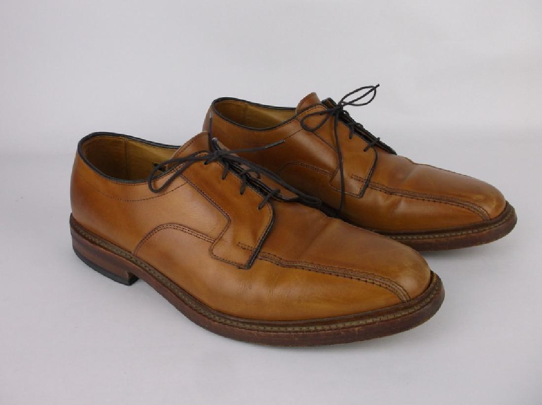 Nice Mens Allen Edmonds Hill Crest Leather Shoes $490