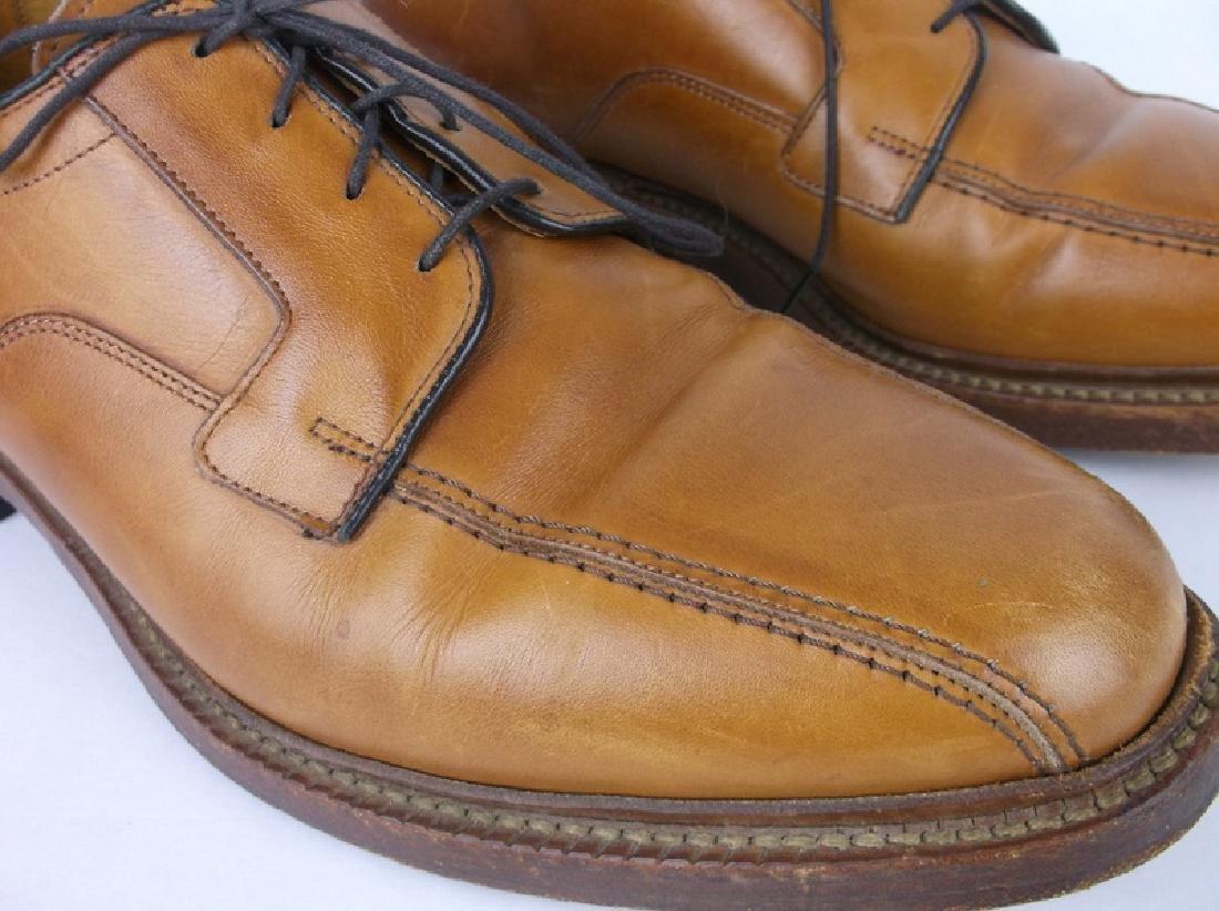 Nice Mens Allen Edmonds Hill Crest Leather Shoes $490 - 2