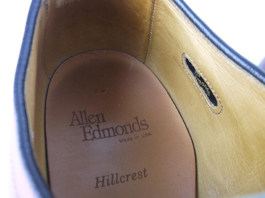 Nice Mens Allen Edmonds Hill Crest Leather Shoes $490 - 3