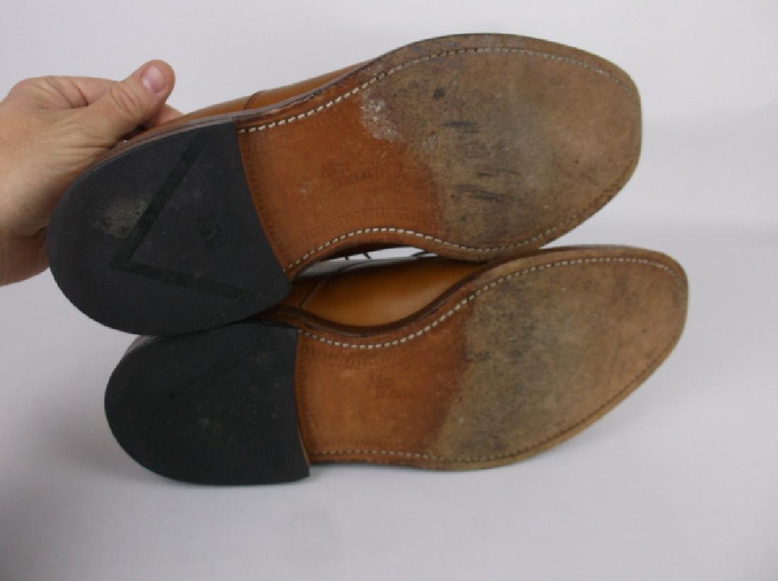 Nice Mens Allen Edmonds Hill Crest Leather Shoes $490 - 4