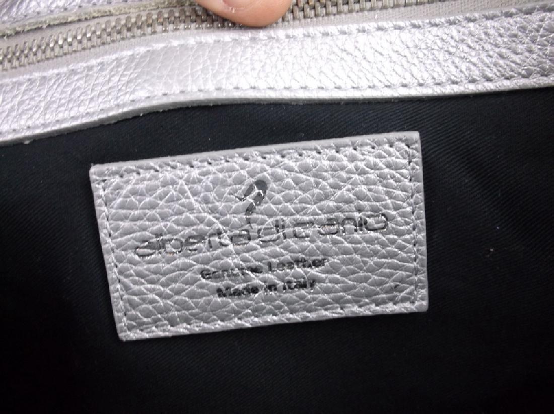 Alberta Di Canio Italian Leather Handbag Backpack - 4