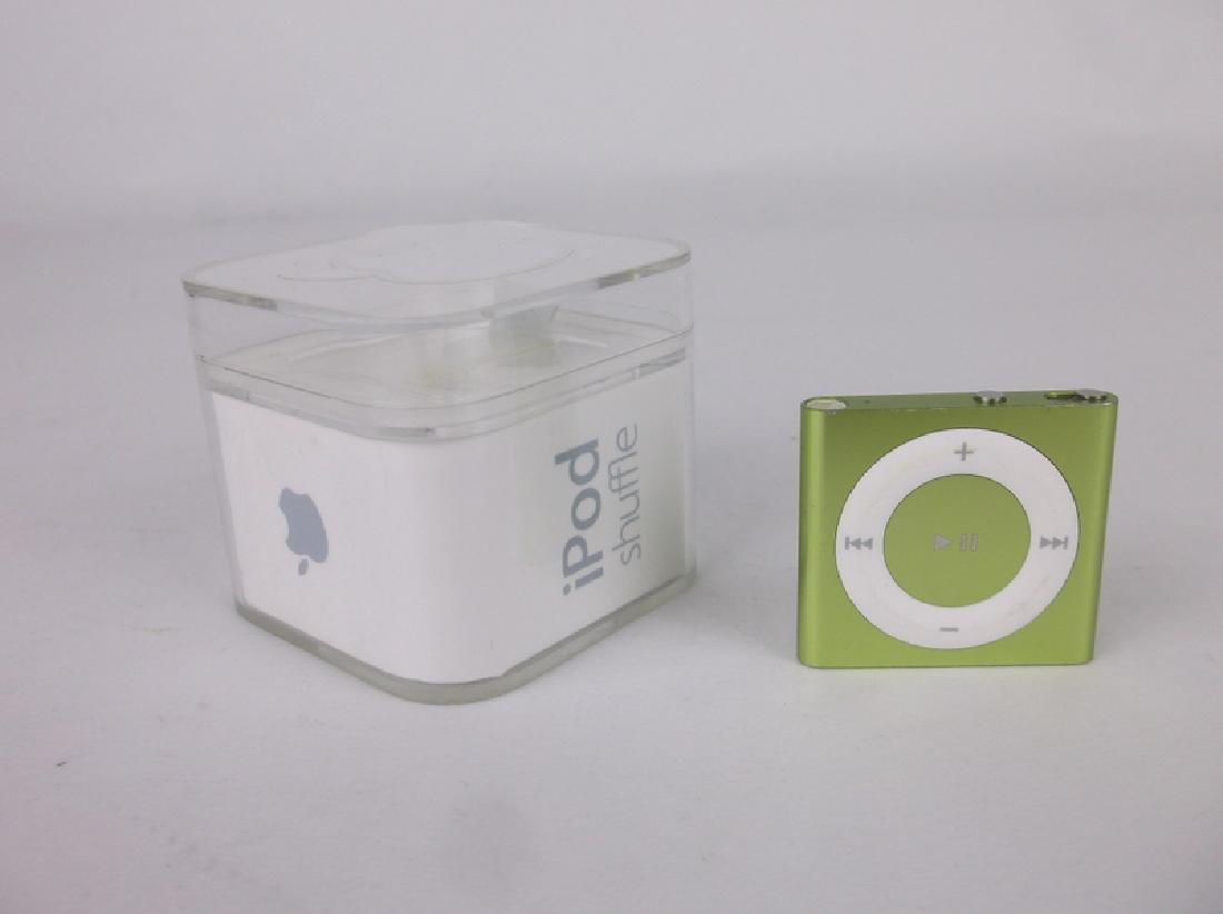 Green iPod Shuffle Works Great