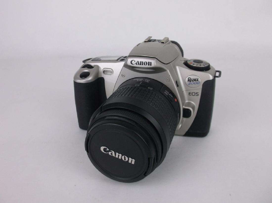 Super Nice Canon Rebel 2000 EOS Camera
