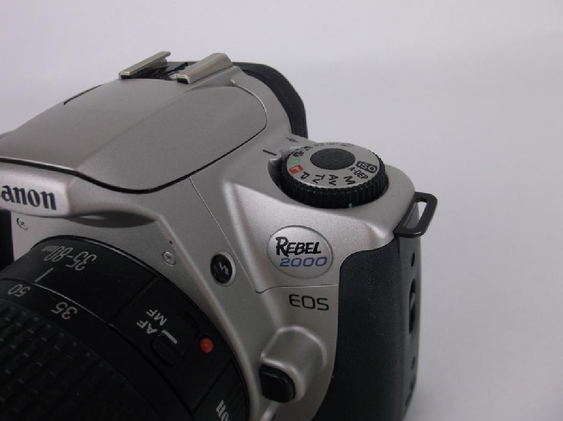 Super Nice Canon Rebel 2000 EOS Camera - 2