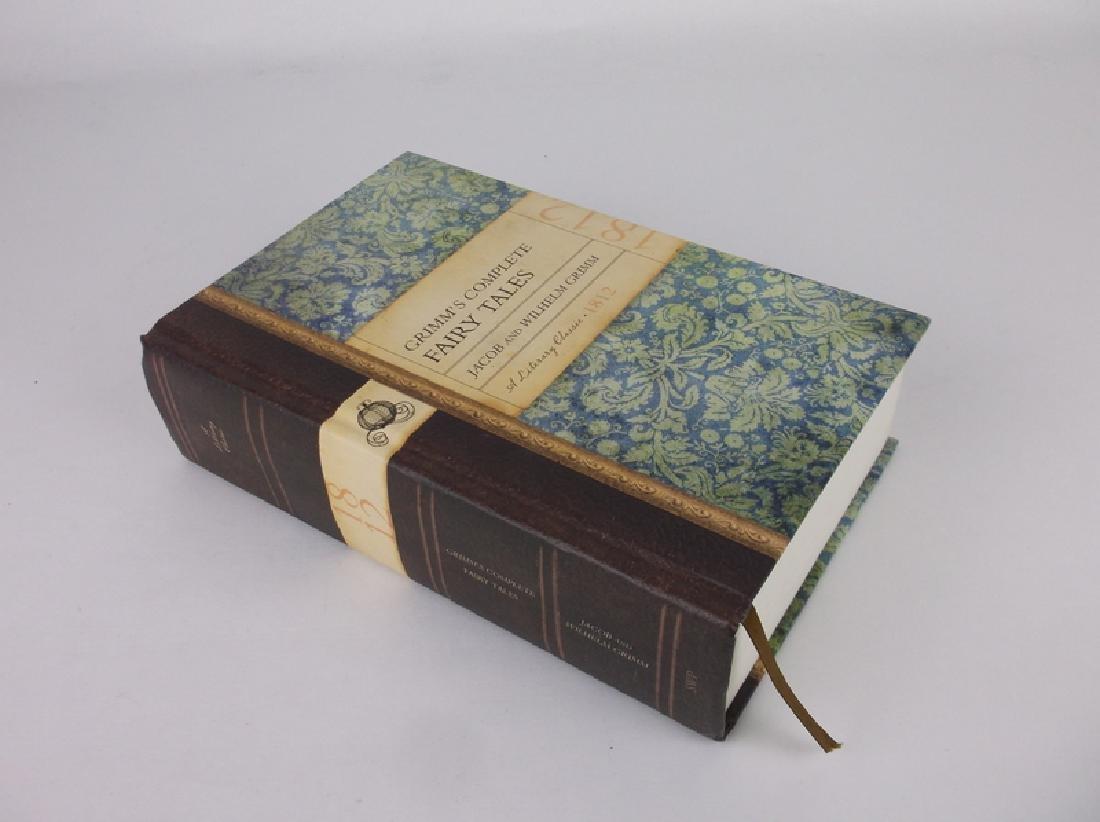 Gorgeous Grimms Complete Fairy Tales Book