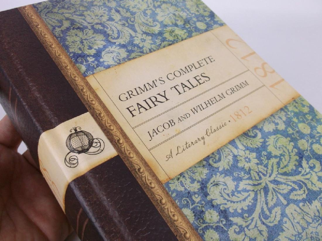 Gorgeous Grimms Complete Fairy Tales Book - 2