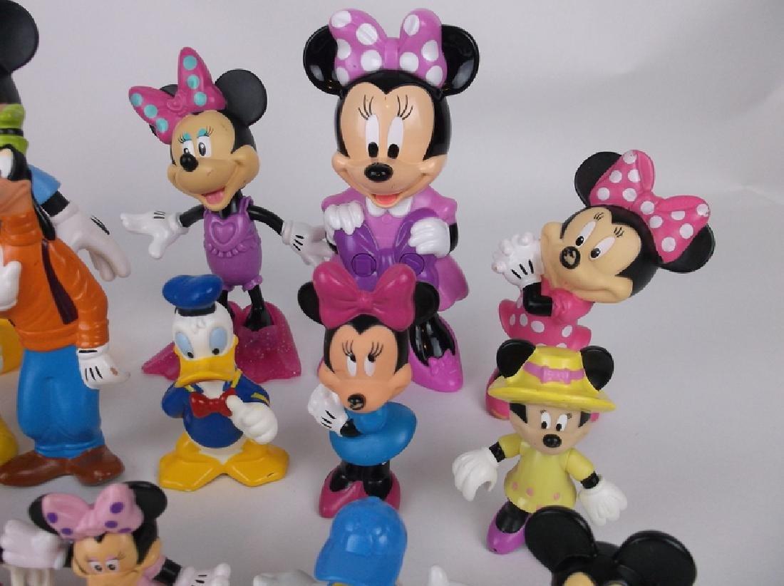 Huge Disney Mickey Minnie Mouse Figures Lot - 4