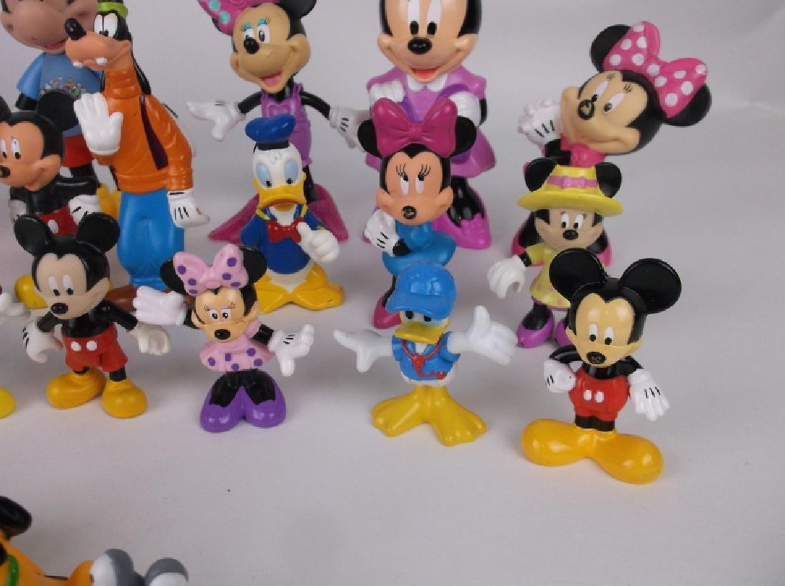 Huge Disney Mickey Minnie Mouse Figures Lot - 5