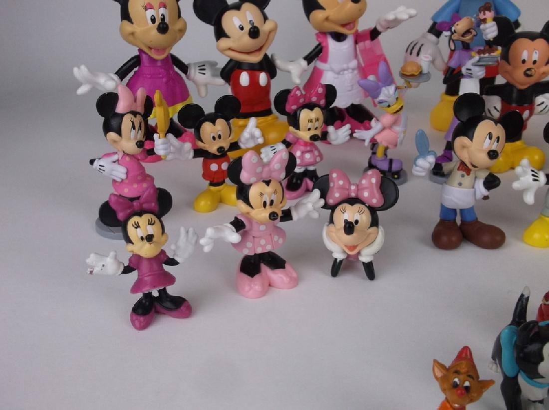 Huge Disney Mickey Minnie Mouse Figures Lot - 7