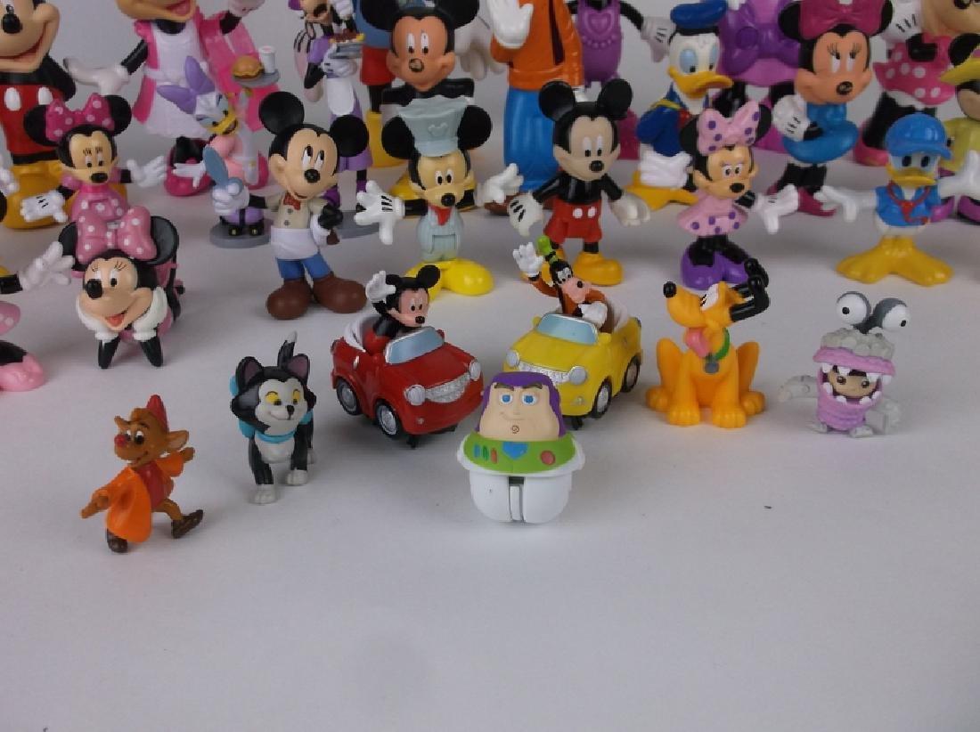 Huge Disney Mickey Minnie Mouse Figures Lot - 8