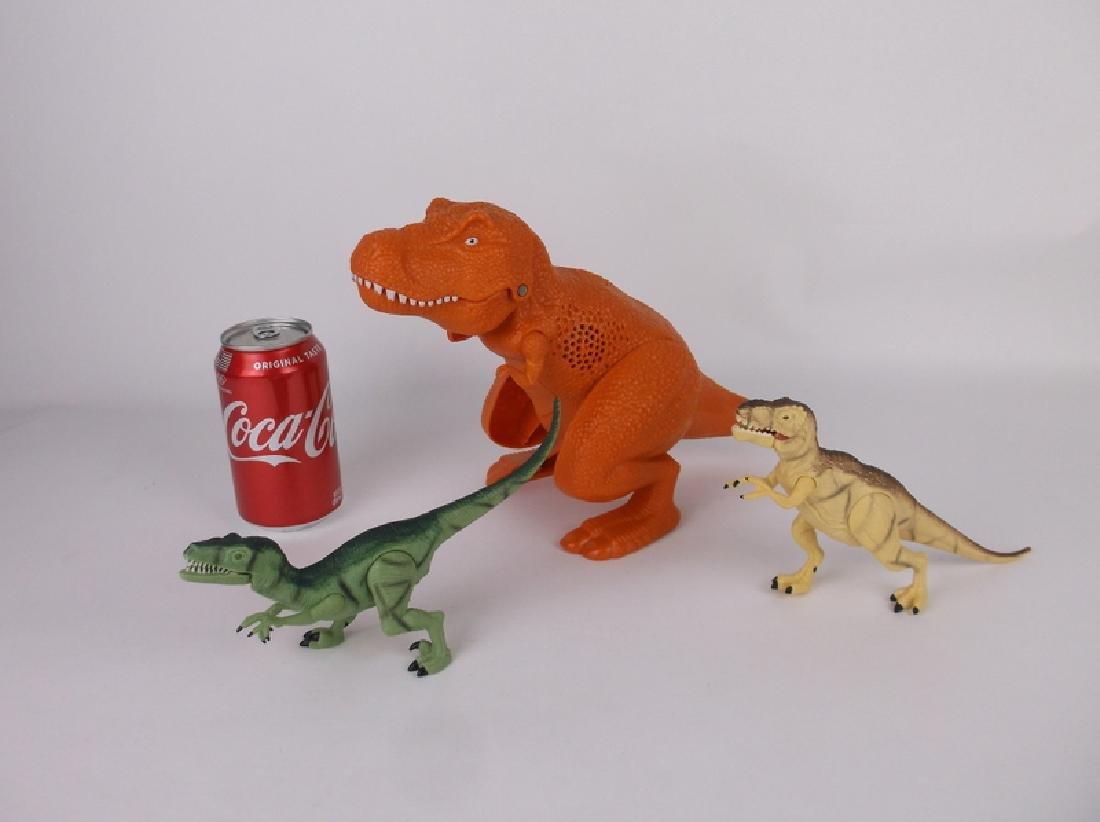 Rare Imaginex Lights & Sounds Dinosaurs