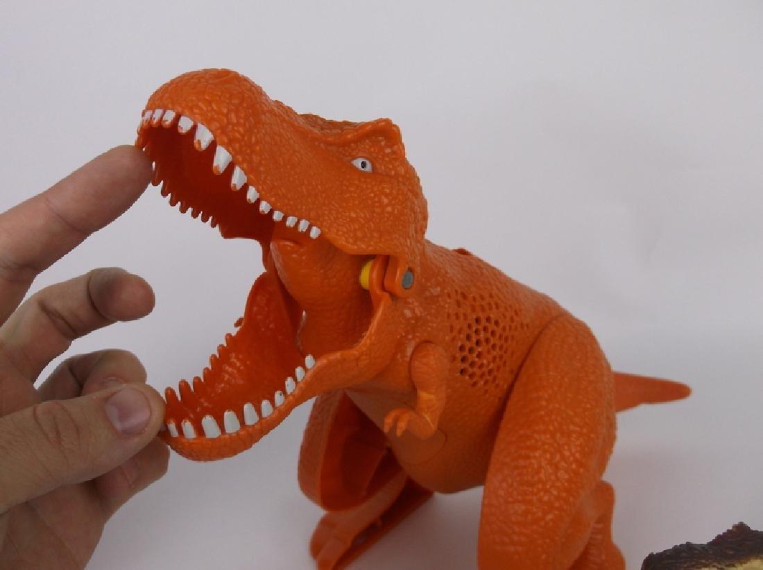Rare Imaginex Lights & Sounds Dinosaurs - 3