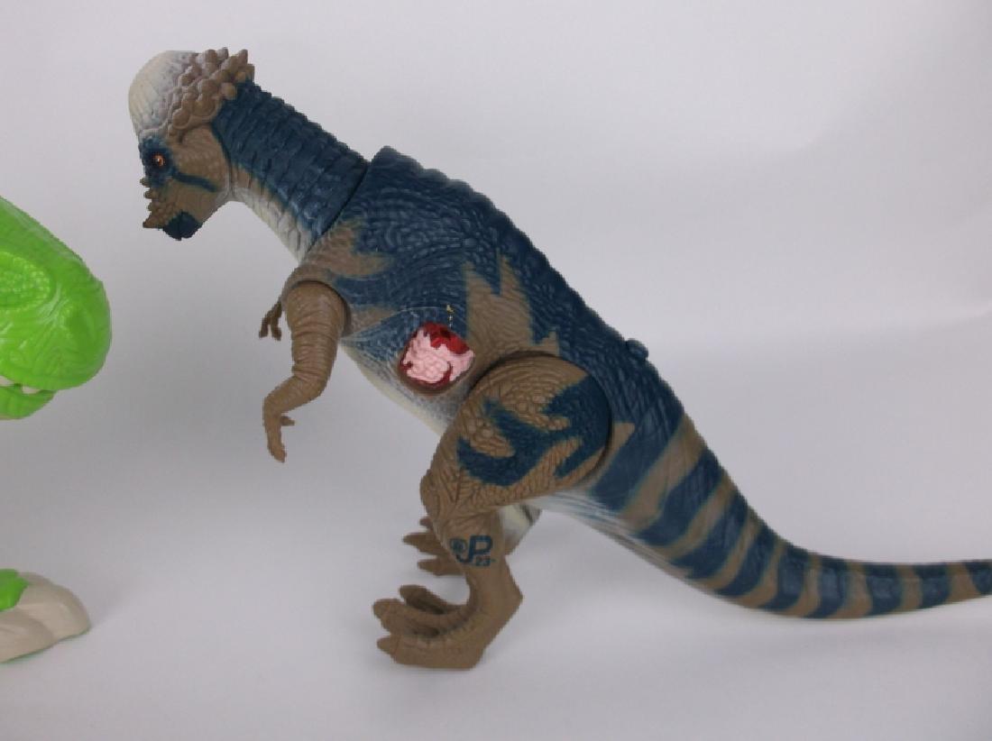 Large Jurassic Park & World Dinosaurs Lot Sounds Lights - 4