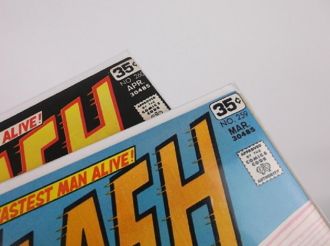 2 Nice 1978 DC The Flash Comic Books - 2