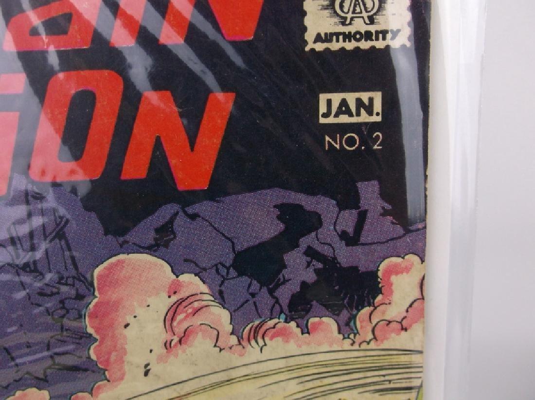 Nice 1969 Captain Action Comic Book #2 DC - 2