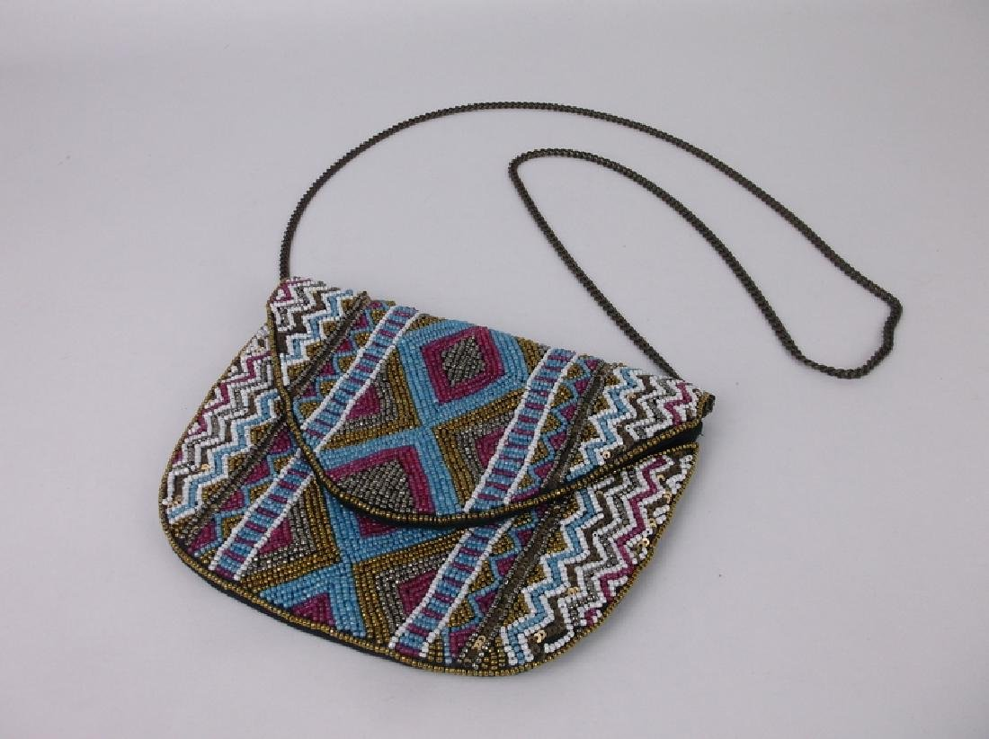 Stunning Beaded Handbag Purse