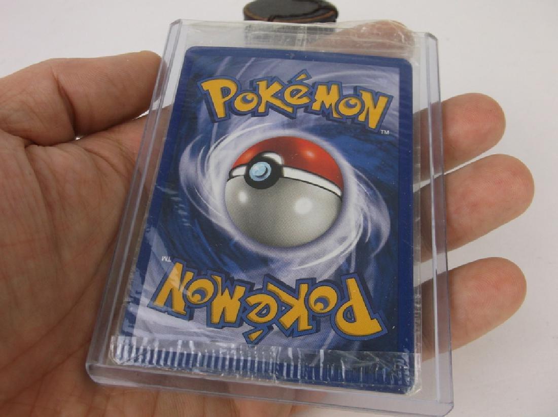 Vintage 1st Edition Machamp Rare Holo Pokemon Card - 3
