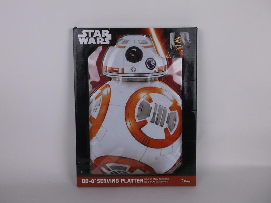New Star Wars BB-8 Serving Platter Large