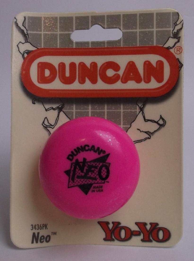 Vintage 1994 Duncan Neo Yoyo Sealed 3436PK