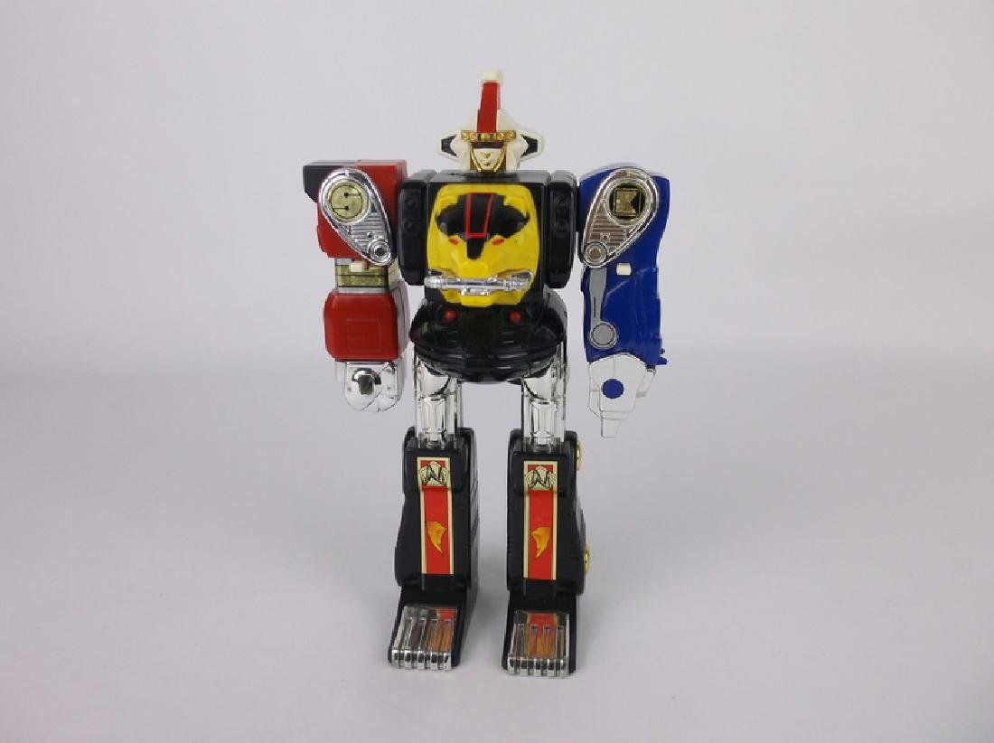 Vint Power Rangers Megazord Action Figure