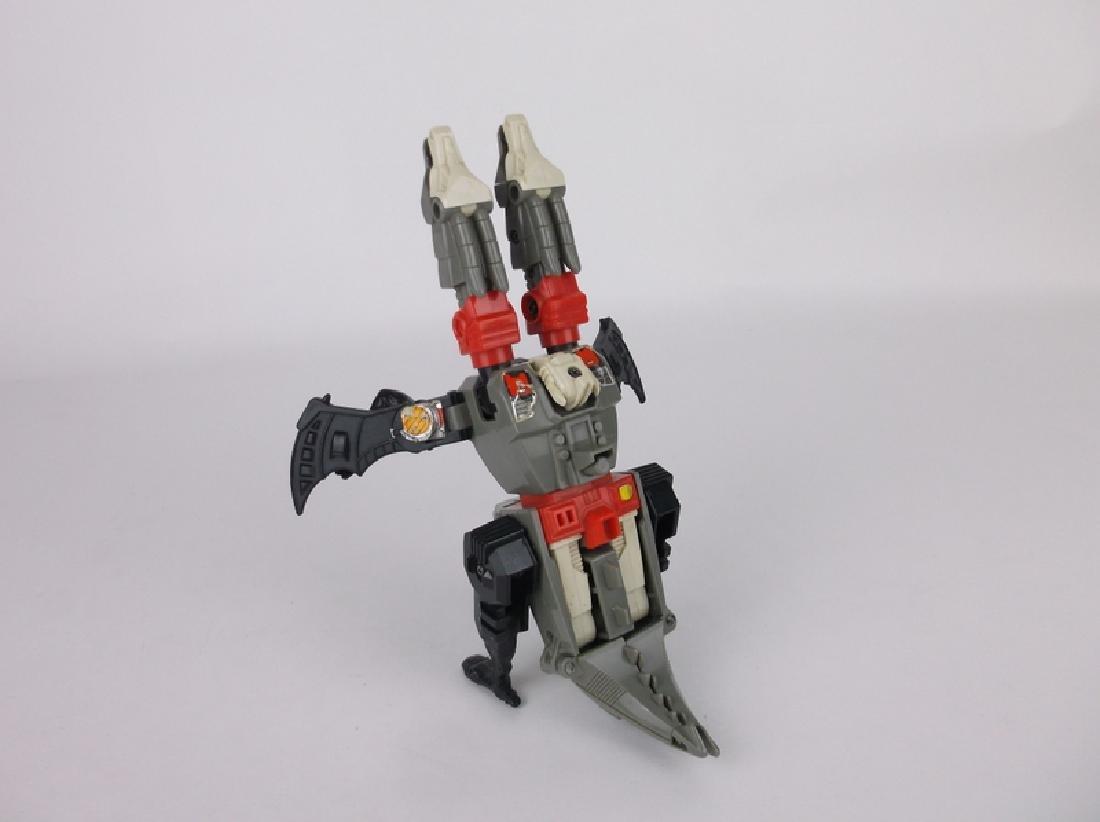 Vint 1987 G1 Transformers Doublecross Dragon Monsterbot
