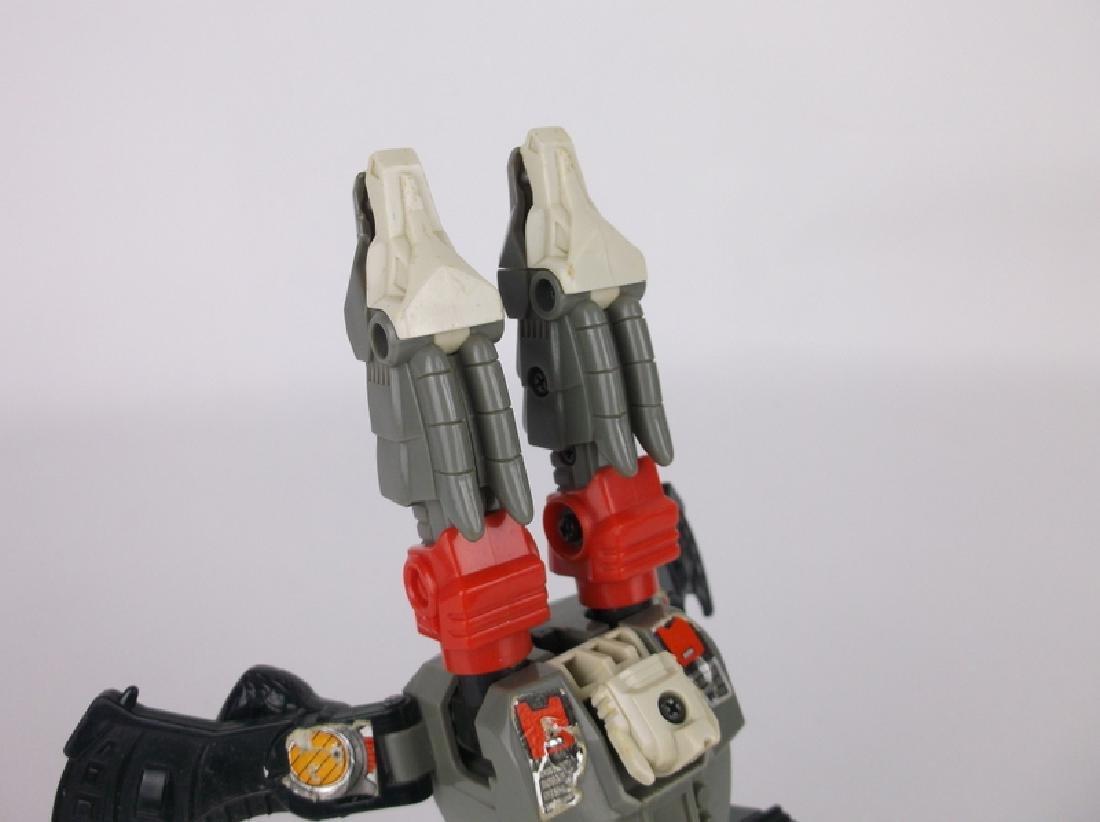 Vint 1987 G1 Transformers Doublecross Dragon Monsterbot - 2