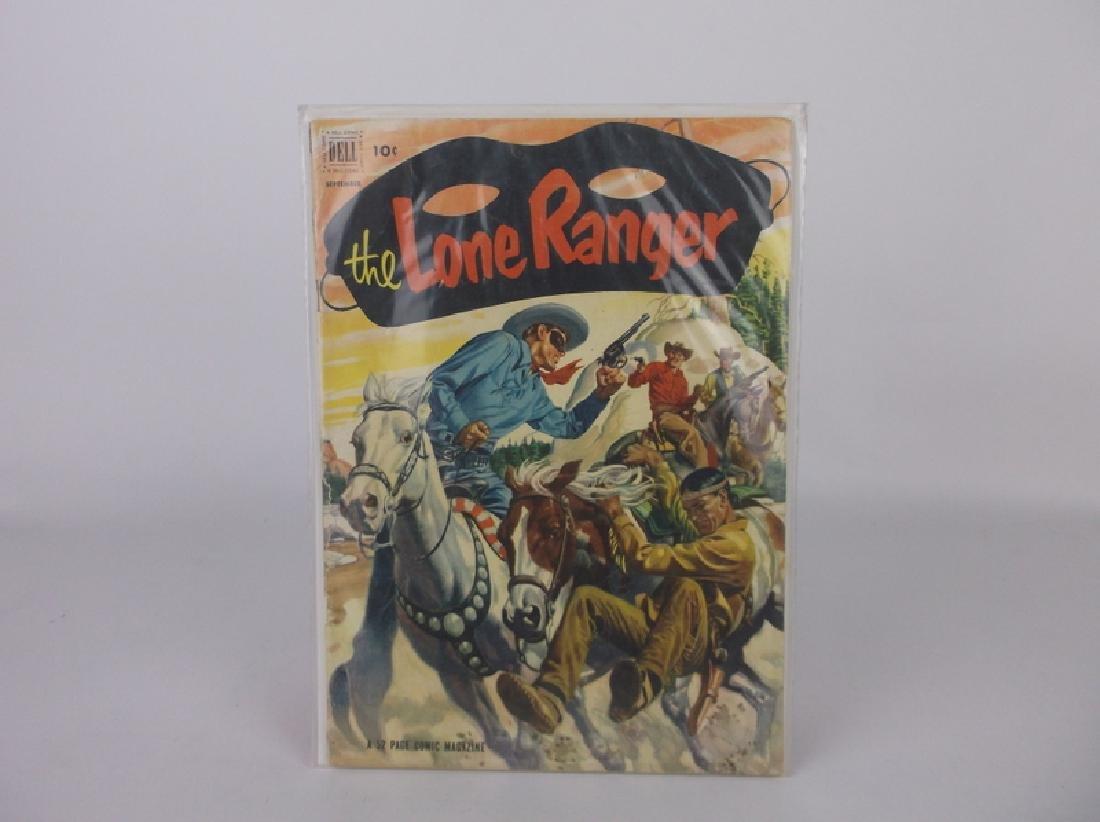 1952 Lone Ranger Comic Book #57