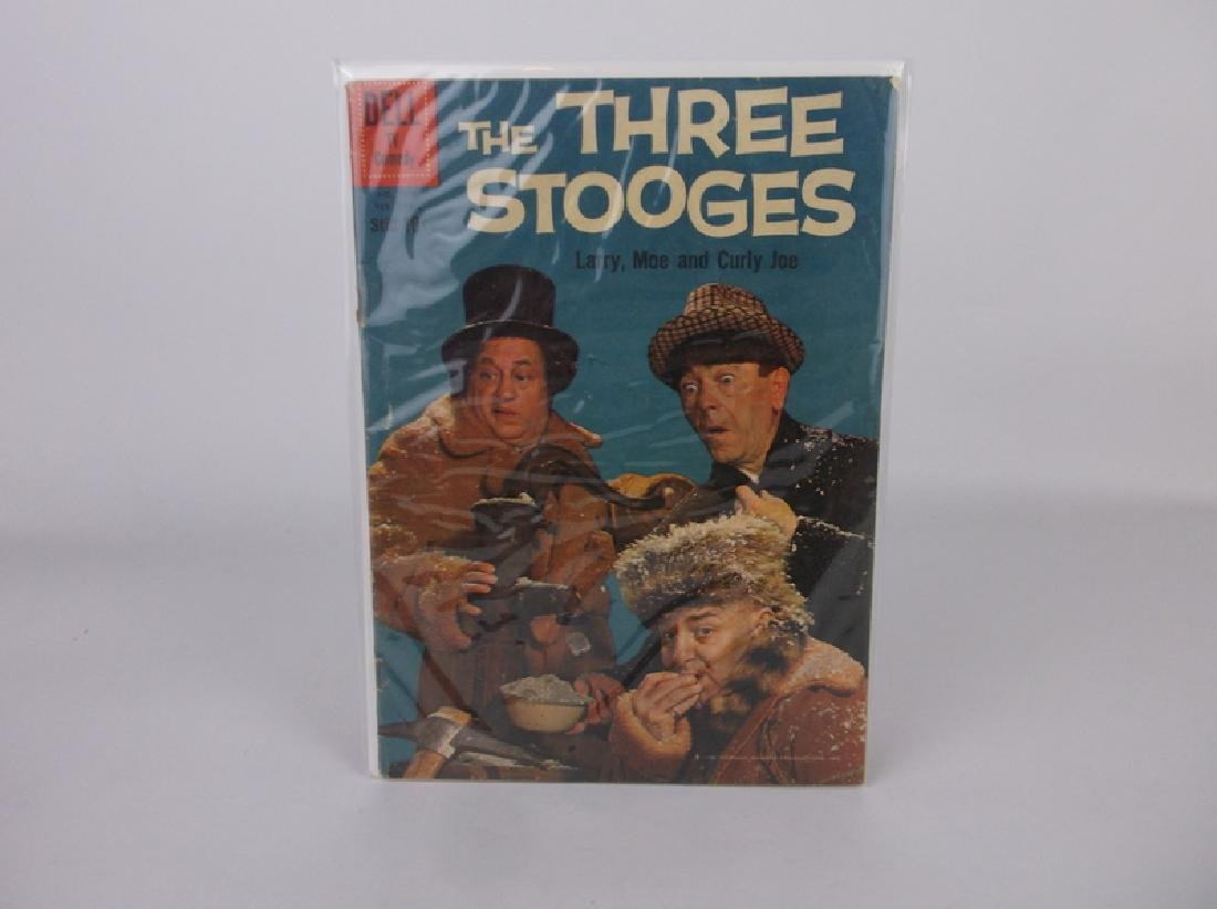 1960 Three Stooges Comic Book #2 1078