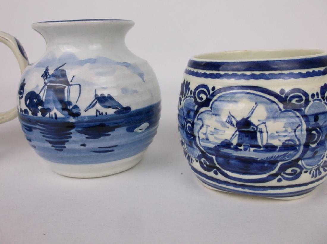 Gorgeous Blue Delft Pottery Collection - 2