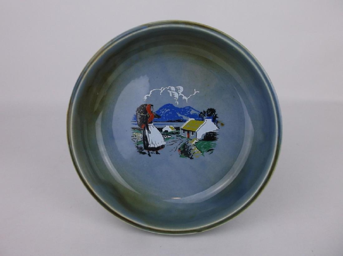 Stunning Wade Irish Porcelain Dish Clovers