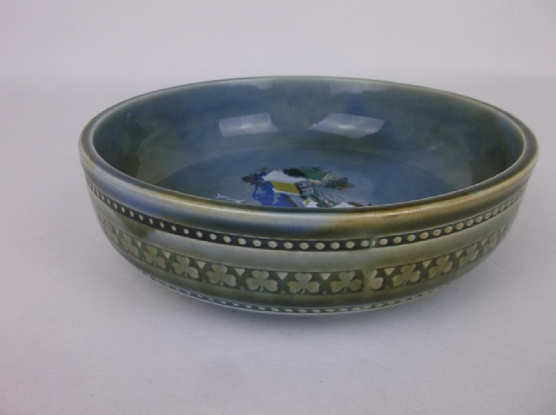 Stunning Wade Irish Porcelain Dish Clovers - 3