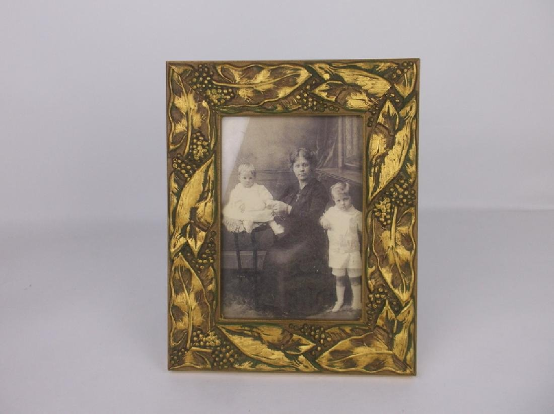 Gorgeous Gold Leaf Picture Frame