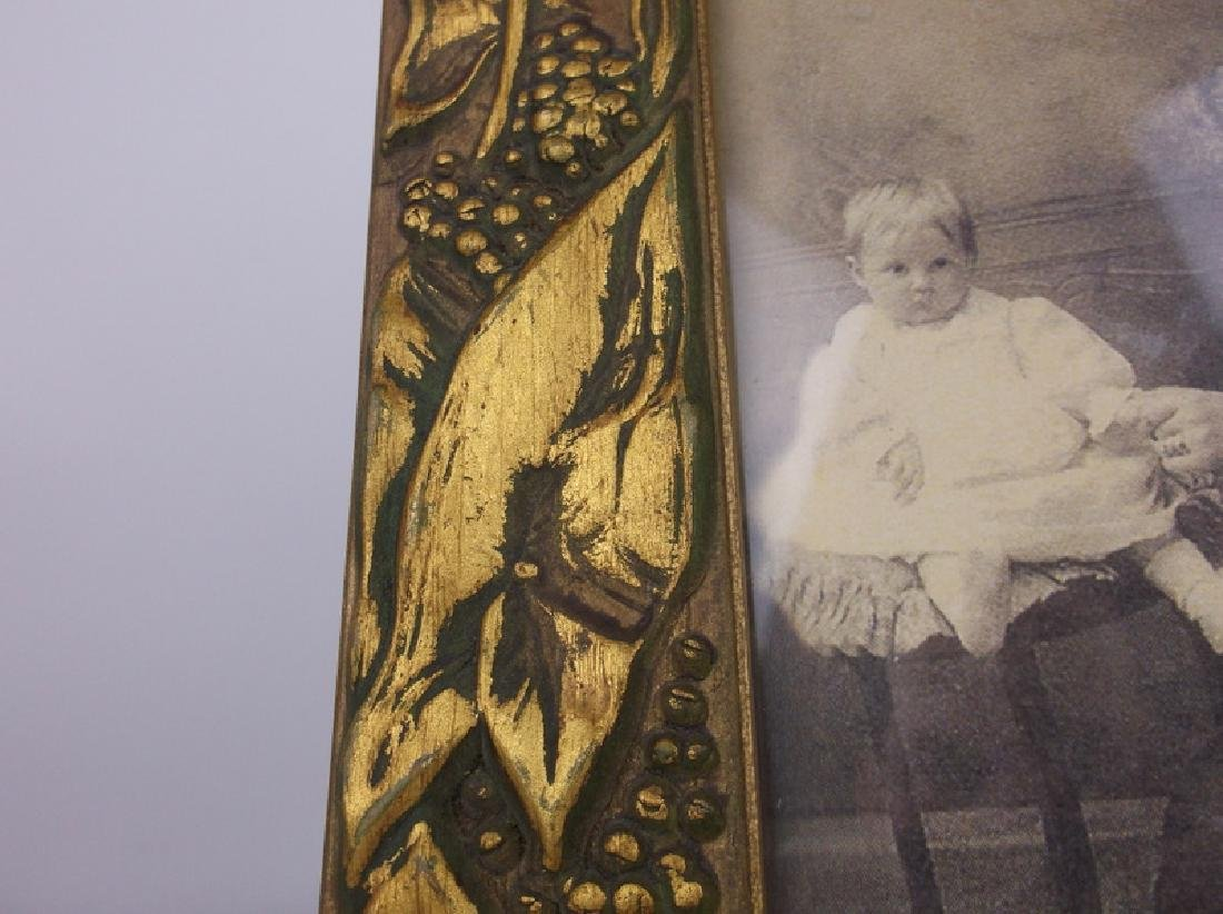 Gorgeous Gold Leaf Picture Frame - 2
