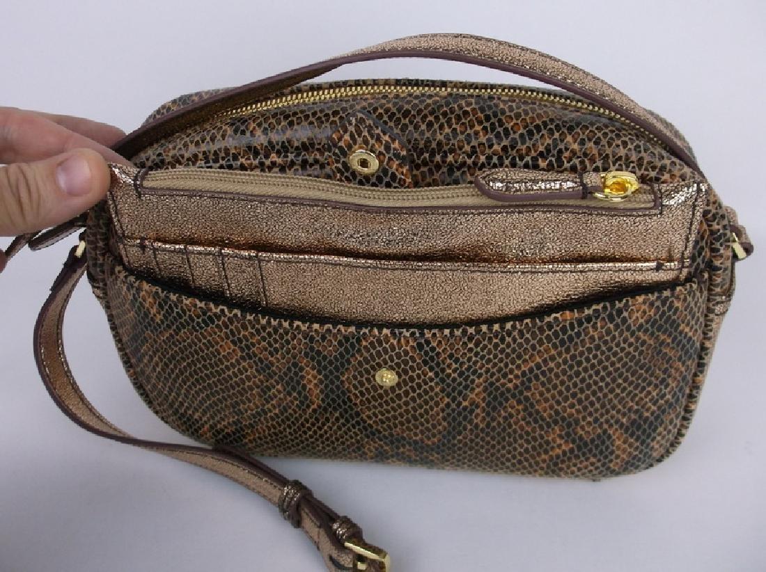 New G.I.L.I Leather Handbag Purse - 3