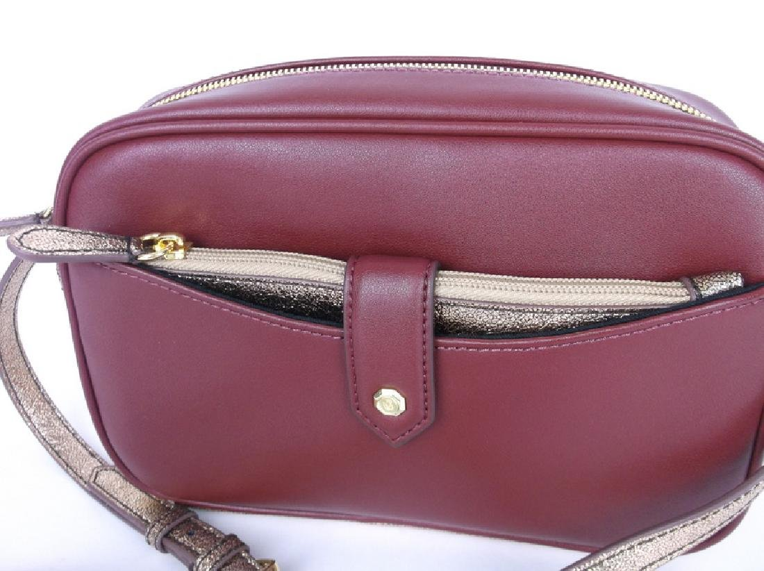 New G.I.L.I. Leather Handbag Purse w Wallet - 2